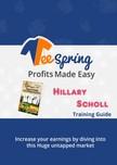 Scholl Hillary - TeeSpring Profits Made Easy [eKönyv: epub, mobi]