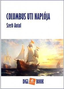 Colombo Cristoforo - Kolumbusz útinaplója [eKönyv: epub, mobi]