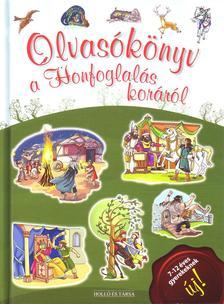Benedek-Arany-Móra-Gárdonyi - Olvasókönyv a Honfoglalás koráról