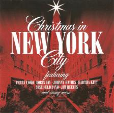 Vál. - CHRISTMAS IN NEW YORK CITY CD