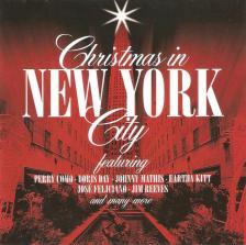 VÁL: - CHRISTMAS IN NEW YORK CITY CD