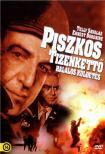 LEE H. KATZIN - PISZKOS TIZENKETTŐ - HALÁLOS KÜLDETÉS -  DVD