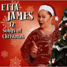 - 12 SONGS OF CHRISTMAS CD ETTA JAMES