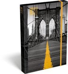 7305 - Füzetbox A/4 GEO City New York 16249303