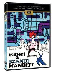 Gyarmathy Lívia - Ismeri a szandi-mandit?
