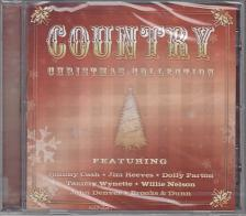 Vál. - COUNTRY CHRISTMAS COLLECTION CD