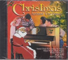 CHRISTMAS AROUND THE PIANO CD