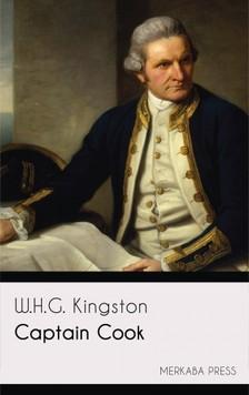 Kingston W.H.G. - Captain Cook [eKönyv: epub, mobi]