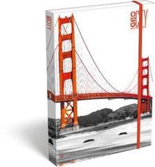 12881 - Füzetbox A/4 GEO City San Francisco 17249307