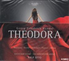 Handel - THEODORA,2 CD
