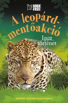 Sara Starbuck - A leopárd-mentőakció - Igaz történet