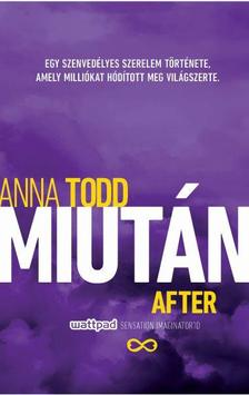 TODD, ANNA  - Miután / After