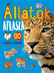 - Állatok atlasza 80 matricával