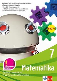 Vilma Moderc - Berkes Klára (átdolgozta) - Matematika 7. - Gyakorló munkafüzet 7. osztályos tanulók számára