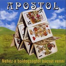 Apostol - HOMOKVÁR, LÉGVÁR, KÁRTYAVÁR - CD