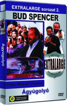 ENZO G. CASTELLARI - ÁGYÚGOLYÓ DVD EXTRALARGE SOROZAT 2. BUD SPENCER,PHILIP MICHAEL THOMAS