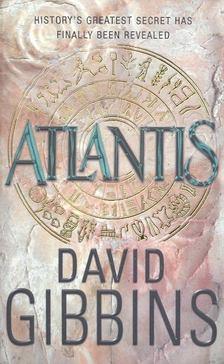 DAVID GIBBINS - Atlantis [antikvár]