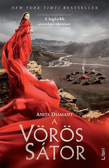Anita Diamant - A vörös sátor