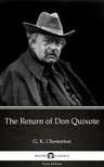 Gilbert Keith Chesterton - The Return of Don Quixote by G. K. Chesterton (Illustrated) [eKönyv: epub,  mobi]