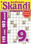 CSOSCH KIADÓ - Kedvenc Skandi Könyv 9.<!--span style='font-size:10px;'>(G)</span-->