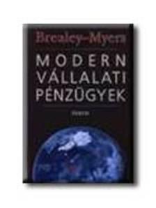 Myers Bleayers - MODERN VÁLLALATI PÉNZÜGYEK