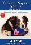 CSOSCH KIADÓ - Kedvenc Naptár 2017 - Kutyák és tárgyaik
