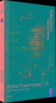 Adobe - Adobe Dreamweaver CS6 Tanfolyam a könyvben