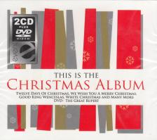 - THIS IS THE CHRISTMAS ALBUM 2CD+DVD