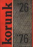 - Korunk 1926-1976 [antikvár]