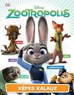 .- - Disney - Zootropolis - Képes kalauz<!--span style='font-size:10px;'>(G)</span-->
