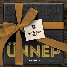 BUDAPEST BÁR - Ünnep Volume 6