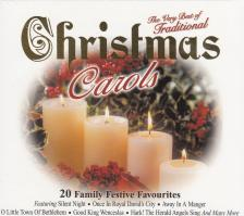 - THE VERY BEST OF TRADITIONAL CHRISTMAS CAROLS CD
