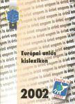 Európai uniós kislexikon [antikvár]