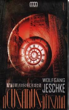 JESCHKE, WOLFGANG - A CUSANUS-JÁTSZMA 1-2.  GALAKTIKA FANTASZTIKUS KÖNYVEK