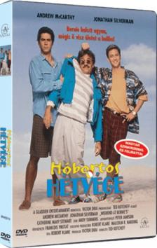 TED KOTCHEFF - HÓBORTOS HÉTVÉGE DVD (WEEKEND AT BERNIE`S) MCCARTHY,SILVERMAN,C.M.STEWART
