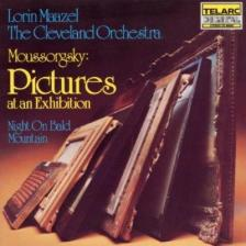 MUSSORGSKY - PICTURES AT AN EXHIBITION CD