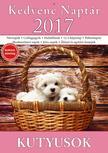 CSOSCH KIADÓ - Kedvenc Naptár 2017- Kutyusok