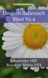 TruthBeTold Ministry, Joern Andre Halseth, John Nelson Darby - Deutsch Italienisch Bibel Nr.4 [eKönyv: epub,  mobi]