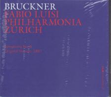 BRUCKNER - SYMPHONY NO.8,2 CD LUISI