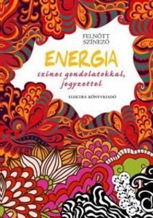 - Energia - Felnőtt színező
