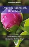 TruthBeTold Ministry, Joern Andre Halseth, Martin Luther - Deutsch Italienisch Bibel Nr.5 [eKönyv: epub,  mobi]
