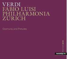 Verdi - OVERTURES AND PRELUDES, 2 CD LUISI