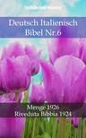 TruthBeTold Ministry, Joern Andre Halseth, Hermann Menge - Deutsch Italienisch Bibel Nr.6 [eKönyv: epub,  mobi]