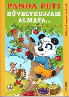 Bozsik Rozália Luca - Panda Peti Hüvelykujjam Almafa