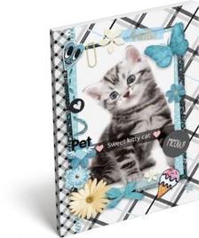 13288 - Notesz papírfedeles A/6 Pet Meow 17252807