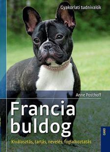 Anne Posthoff - Francia buldog
