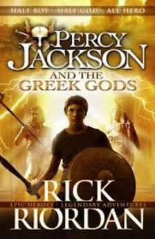 Rick Riordan - Percy Jackson and the Greek Gods