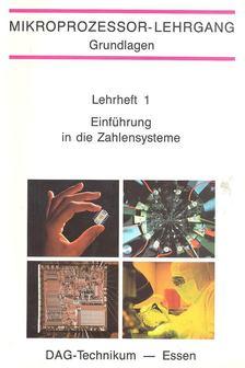 Einführung in die Zahlensysteme (Lehrheft 1) [antikvár]
