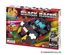 LaQ - Hamacron Constructor BLACK RACER