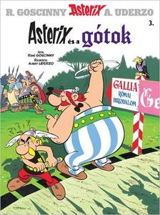 René Goscinny - Asterix 3. - Asterix és a gótok